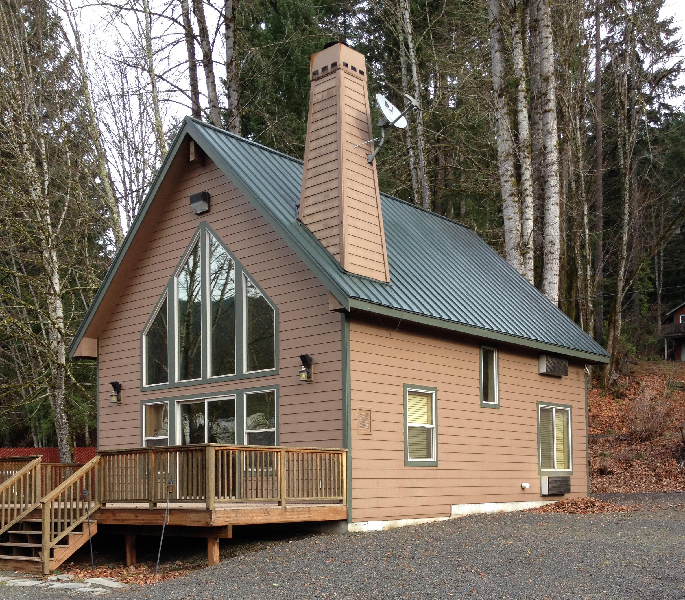 Building My House cabins, small houses, cottages-bhs contracting-oregon contractor