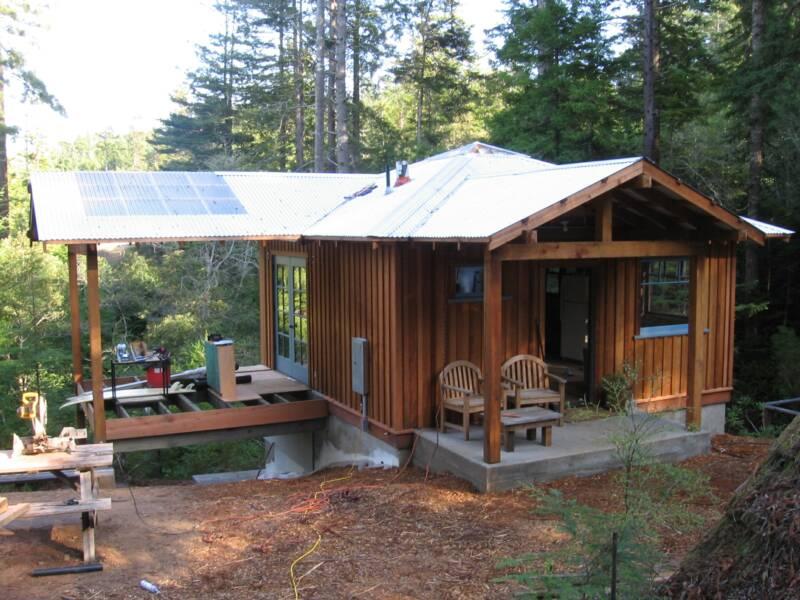 small built homes